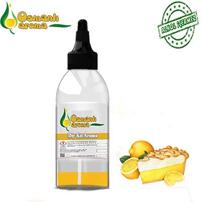 Diy Kit Limon Tart Aroması